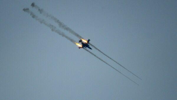 Самолет-штурмовик Су-25, архивное фото - Sputnik Беларусь