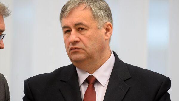 Министр информации Александр Карлюкевич - Sputnik Беларусь