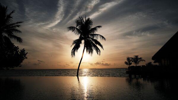 Мальдивские острова, архивное фото - Sputnik Беларусь