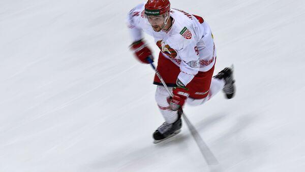 Игрок сборной Беларуси Илья Шинкевич - Sputnik Беларусь