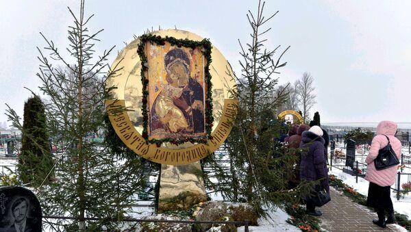 Месца супакаення Святой Блажэннай Валянціны Мінскай - Sputnik Беларусь
