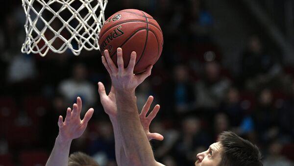 Баскетболисты - Sputnik Беларусь