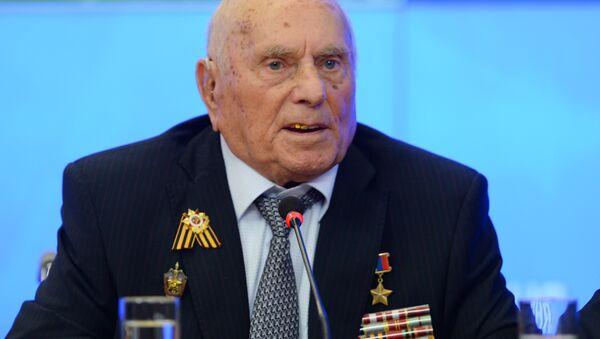 Разведчык Аляксей Бацян - Sputnik Беларусь