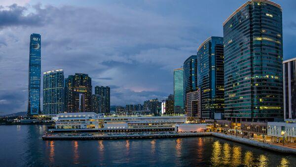 Беларусы змогуць праводзіць месяц у Ганконгу без візы - Sputnik Беларусь