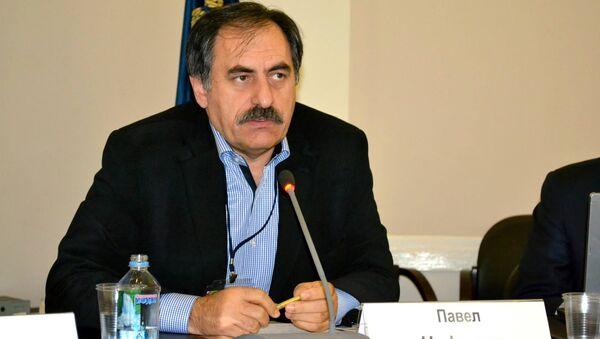 Генеральный директор Финансово-банковского совета СНГ Павел Нефидов - Sputnik Беларусь