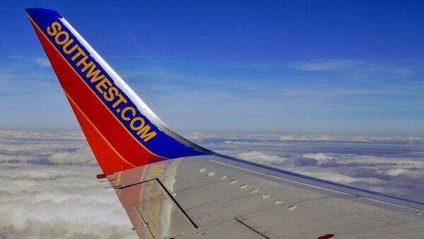 Самолет авиакомпании Southwest Airlines - Sputnik Беларусь