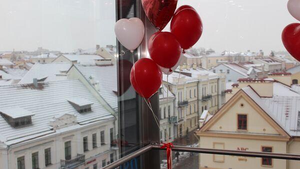 Панарамны ліфт у Гродна - Sputnik Беларусь