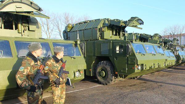 Ракетный комплекс ТОР-М2 в белорусской армии - Sputnik Беларусь