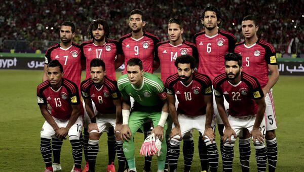 Сборная Египта по футболу - Sputnik Беларусь
