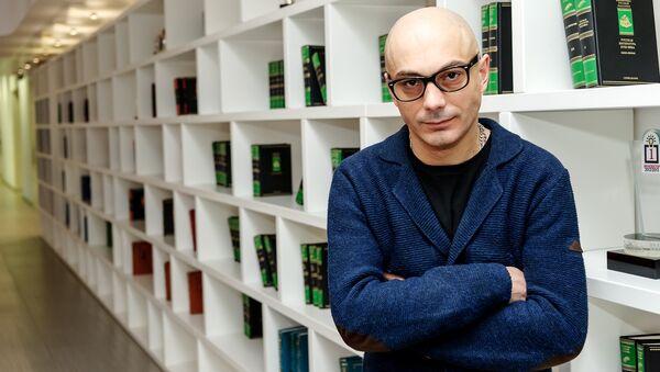 Политический эксперт, историк, писатель, общественный деятель Армен Гаспарян - Sputnik Беларусь