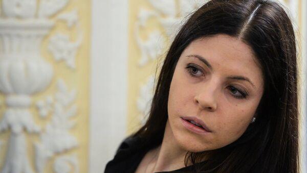 Актриса Анна Нахапетова - Sputnik Беларусь