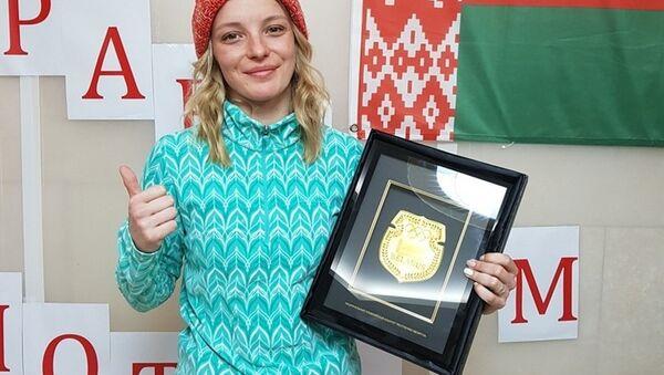 Олимпийская чемпионка Анна Гуськова - Sputnik Беларусь