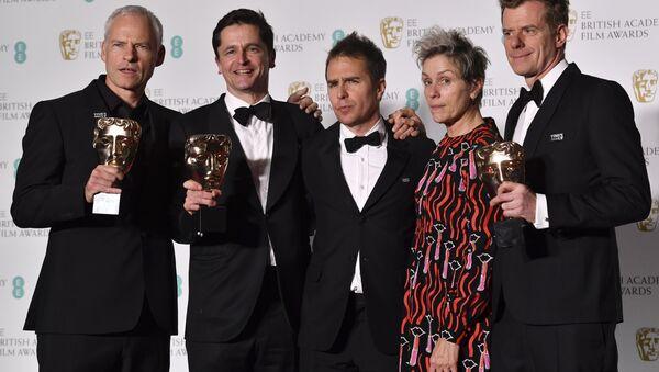 Лауреаты премии BAFTA - Sputnik Беларусь