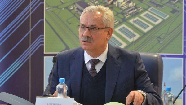 Министр энергетики Владимир Потупчик - Sputnik Беларусь