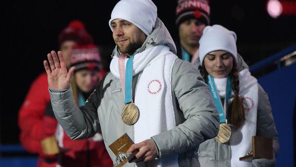 Российские спортсмены Анастасия Брызгалова и Александр Крушельницкий - Sputnik Беларусь