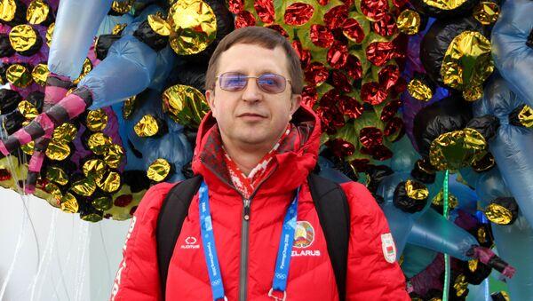 Уладзімір Несцяровіч - Sputnik Беларусь