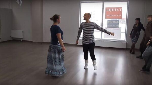 Беларускія танцы пад Майкла Джэксана - Sputnik Беларусь