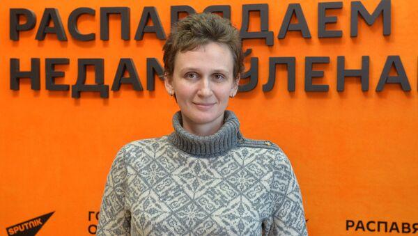 Мастацтвазнаўца, куратар выстаў Вольга Кліп - Sputnik Беларусь