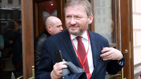 Кандидат в президенты РФ от Партии роста Борис Титов - Sputnik Беларусь