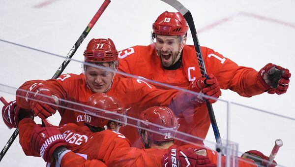 Олимпиада 2018. Хоккей. Мужчины. Финал - Sputnik Беларусь