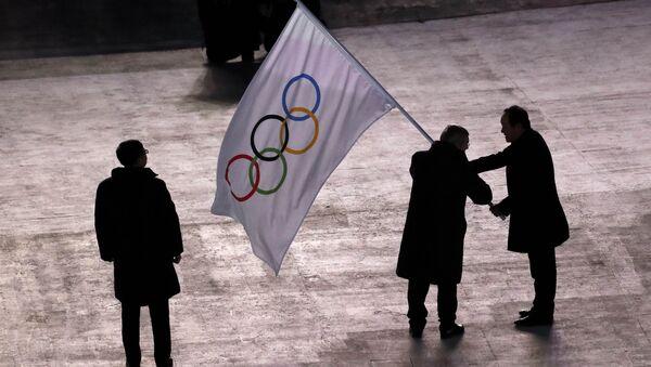 Закрытие Олимпиады - Sputnik Беларусь