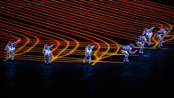 Церемония закрытия Олимпиады в Пхенчхане - Sputnik Беларусь