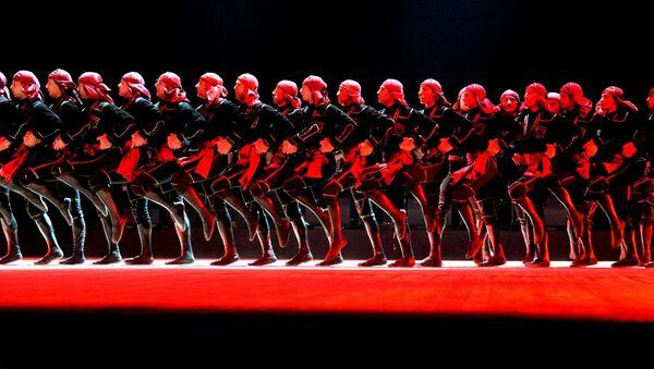 Национальный грузинский балет Сухишвили в Минске - Sputnik Беларусь