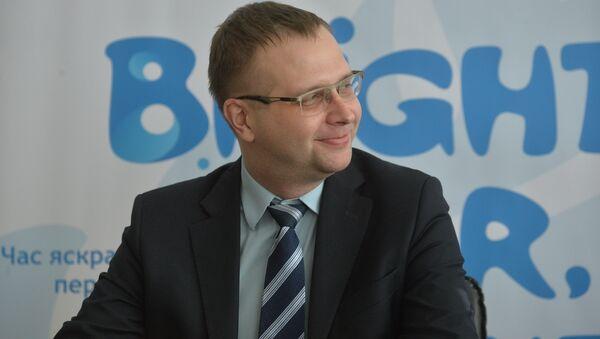 Заместитель главы Дирекции Евроигр-2019 Анатолий Котов  - Sputnik Беларусь