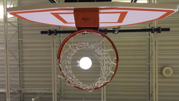 Баскетбольное кольцо - Sputnik Беларусь