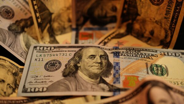 Доллары США - Sputnik Беларусь