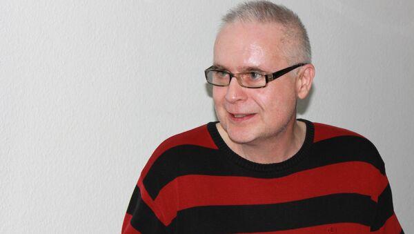 Скульптар і педагог Петр Стаха - Sputnik Беларусь