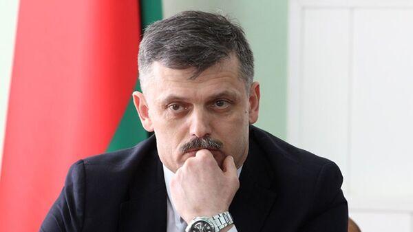 Міністр спорту і турызму Беларусі Сяргей Кавальчук - Sputnik Беларусь