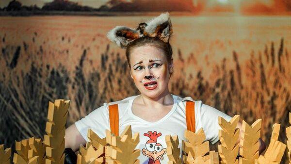 Фрагмент са спектакля Маленькі прынц - Sputnik Беларусь