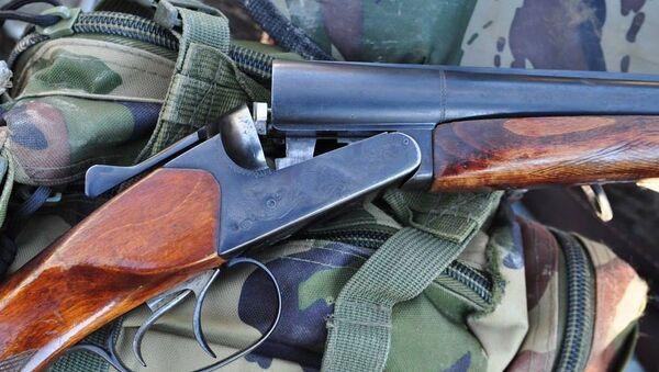 Охотничье ружье - Sputnik Беларусь
