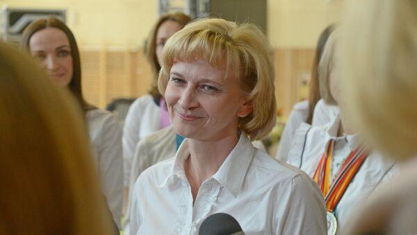 Чемпионка Олимпийский игр Марина Лобач - Sputnik Беларусь