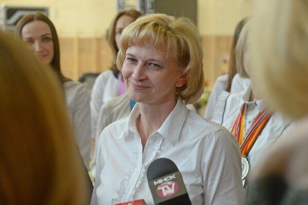 Чемпионка Олимпийских игр Марина Лобач - Sputnik Беларусь