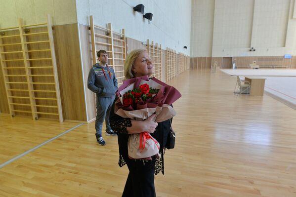 Дворец гимнастики - Sputnik Беларусь