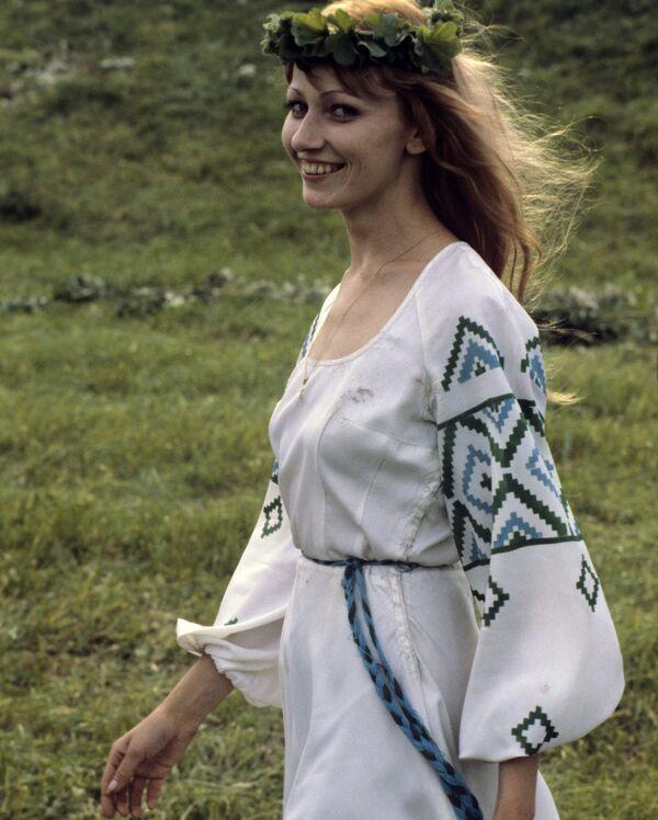 На Купалье, 1981 год. - Sputnik Беларусь