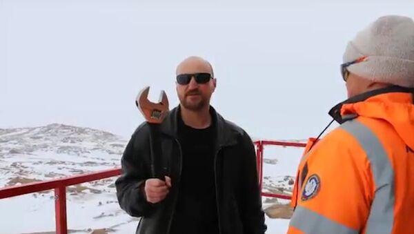 Беларускія палярнікі крэатыўна павіншавалі жанчын з 8 Сакавіка - Sputnik Беларусь