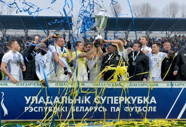 Суперкубок Беларуси по футболу БАТЭ – Динамо-Брест - Sputnik Беларусь