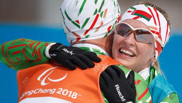 Светлана Сахоненко - Sputnik Беларусь