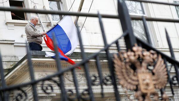 Российское посольство в Лондоне - Sputnik Беларусь