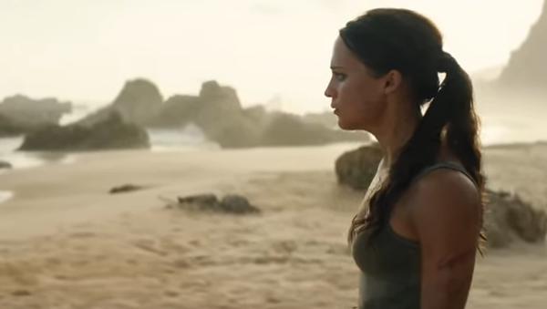 Баявік Tomb Raider: Лара Крофт выходзіць у шырокі пракат - Sputnik Беларусь