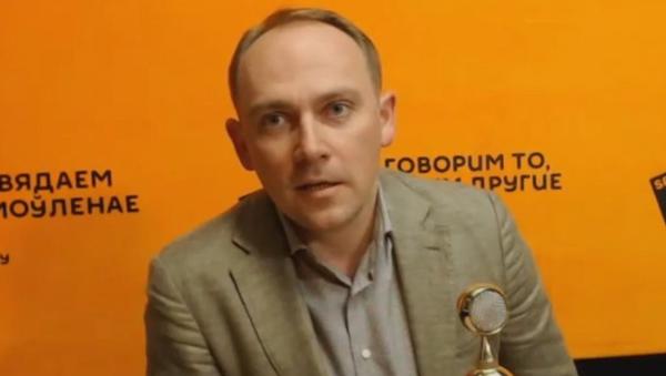 Бачкоў: развітанне з Табаковым, ажыятаж вакол 8 сакавіка і іншыя тэмы - Sputnik Беларусь