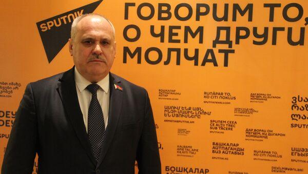 Заместитель председателя Постоянной комиссии Палаты представителей Национального собрания Беларуси по международным делам Иван Корж - Sputnik Беларусь
