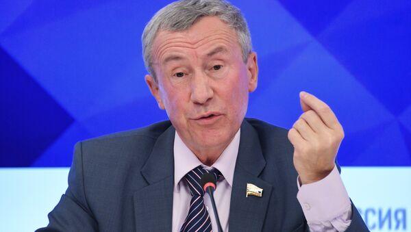 Заместитель председателя комитета Совета Федерации РФ по международным делам Андрей Климов - Sputnik Беларусь