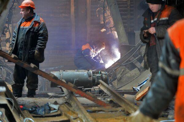 Строительство метро - Sputnik Беларусь