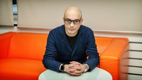 Писатель, историк, общественный деятель Армен Гаспарян - Sputnik Беларусь