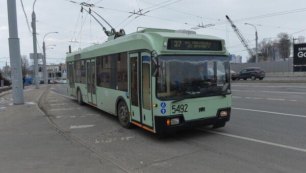 Троллейбус, архивное фото - Sputnik Беларусь