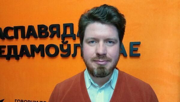 Партнёр акселератара Insight і праекта CryptoMarketing Сяргей Драбышэўскі - Sputnik Беларусь